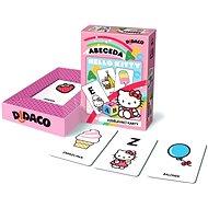 Didaco abeceda - Hello Kitty