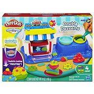 Play-Doh - Výroba dortíků