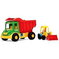 Wader - Multi Truck s nakladačem