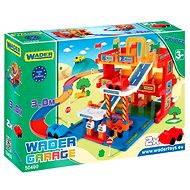 Wader - Garáž 3 patra s dráhou 3 m
