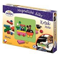Krteček - Magnetické puzzle