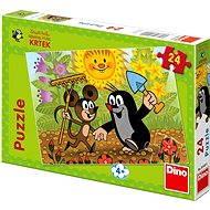 Dino Deskové puzzle - Krteček a Myška