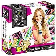 Fashion Time - Výroba neónových korálků