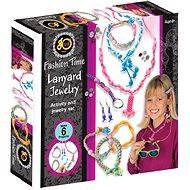 Fashion Time - Výroba provázkových šperků