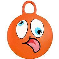 Skákací míč - oranžový