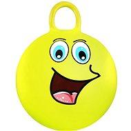 Skákací míč - žlutý