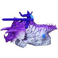 Transformers 4 - Transformeři na zvířátkách Autobot Drift & Dinobot Slug