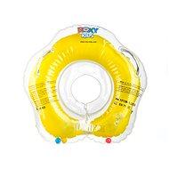 Plavací nákrčník Flipper žlutý