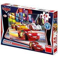 Dino Cars - Noční závod
