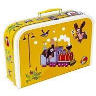 Dětský kufřík - Krteček a mašinka