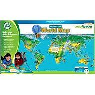 Interaktivní knížka - Poznáváme mapu světa