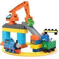 Mattel Fisher Price Mega Bloks Mašinka Tomáš - Tomáš v modrých horách