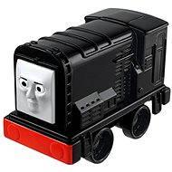 Mattel Fisher Price - Malé volně jezdící mašinka Diesel