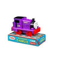 Mattel Fisher Price - Malé volně jezdící mašinka Charlie