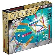 Geomag - Glitter 30 dílků