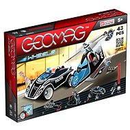 Geomag - Wheels Fast Chase 43 dílků