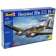 Revell Model Kit 04377 letadlo – Heinkel He 111 H-6