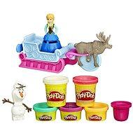 Play-Doh - Ledové království a dobrodružství na saních