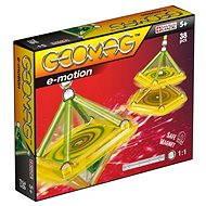 Geomag - E-motion Speedy Spin 38 dílků