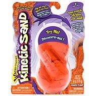 Kinetický písek - 170 g + 30% zdarma Neon oranžová