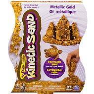 Kinetický písek - 454 g Metalic zlatá