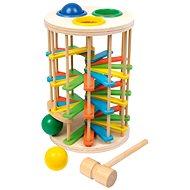 Zatloukačka - Věž s kuličkami velká
