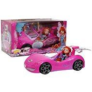 WinX - Bloom a magické auto