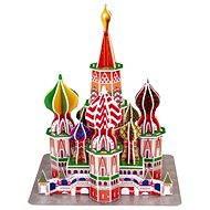 Třívrstvé pěnové 3D puzzle - Palác