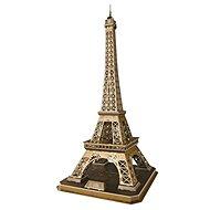 Třívrstvé pěnové 3D puzzle - Eiffelova věž velká