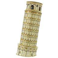 Třívrstvé pěnové 3D puzzle - Šikmá věž v Pise