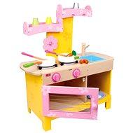 Dětská dřevěná kuchyňka Nena