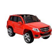 Dětské autíčko Mercedes Benz GLK Class – červené