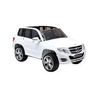 Dětské autíčko Mercedes Benz GLK Class – bílé