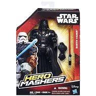 Star Wars Hero Mashers - Figurka Dart Vader