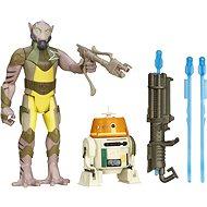 Star Wars Epizoda 7 - Dvojbalení figurek Garazeb Orrelios