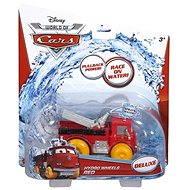 Cars - Velké auto do koupele Red