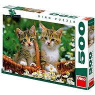 Dino Dvě koťátka