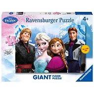 Ravensburger Ledové království - Podlahové puzzle