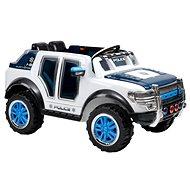Dětské autíčko HECHT 58588 – bílo-modré
