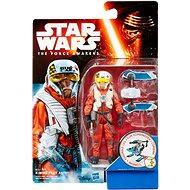 Star Wars Epizoda 7 - X-Wing pilot asty