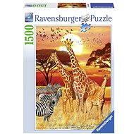 Ravensburger Africký západ slunce