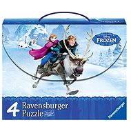 Ravensburger Ledové království - Kufřík