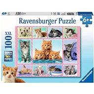 Ravensburger Roztomilá koťátka