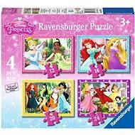 Ravensburger Princezny 4 v 1