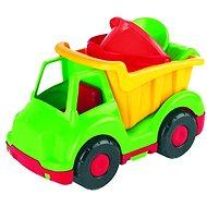 Nákladní autíčko na písek s příslušenstvím