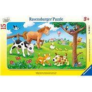 Ravensburger Plyšoví zvířecí kamarádi