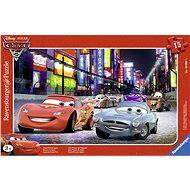 Ravensburger Cars - Závod v Japonsku