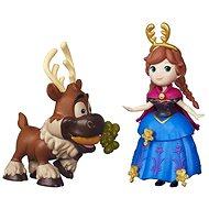 Ledové království - Malá panenka Anna a Sven