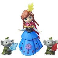 Ledové království – Malá panenka s kamarádem Anna a Rock Trolls
