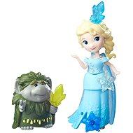 Ledové království – Malá panenka s kamarádem Elsa a Grand Pabbie